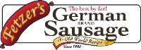 Fetzer's Authentic German Sausage